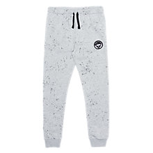 Buy Hype Girls' Speckle Print Joggers, Grey Online at johnlewis.com