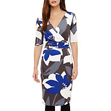 Buy Phase Eight Lana Floral Print Dress, Multi Online at johnlewis.com
