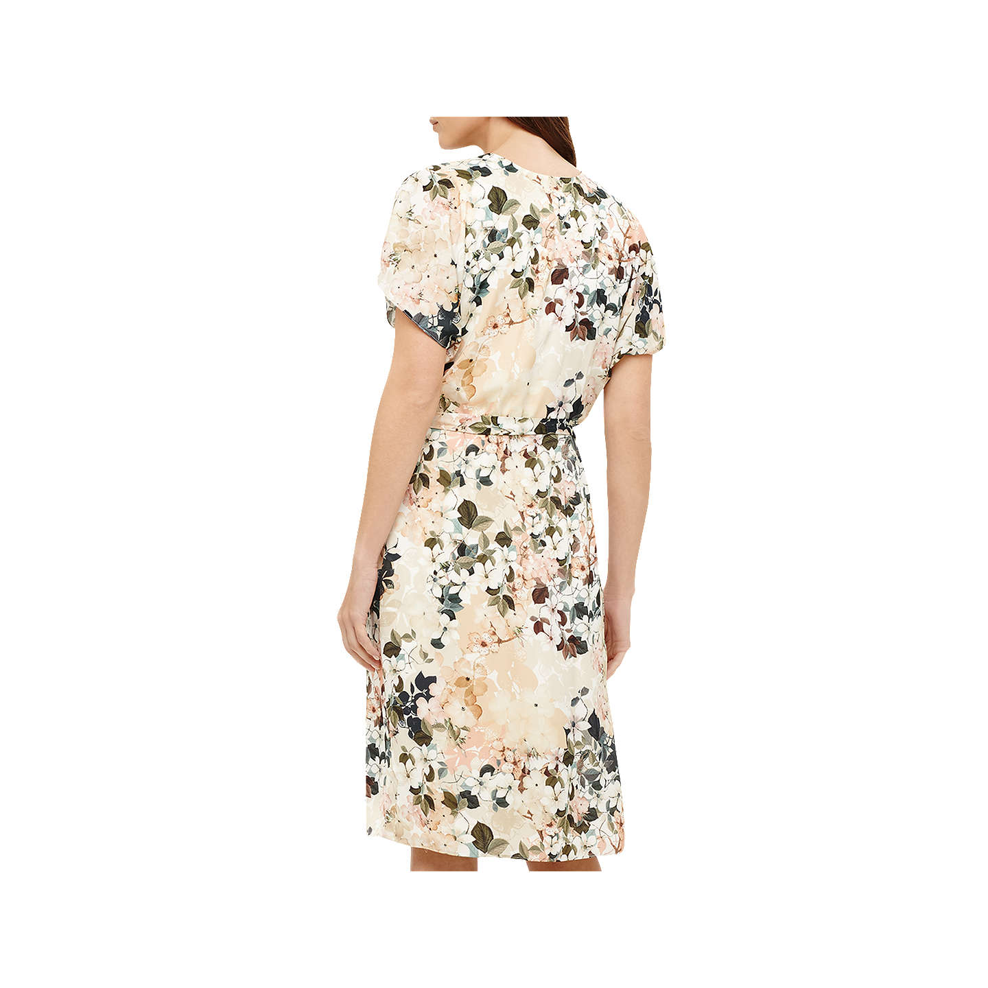 Choice Phase Eight Jen Floral Wrap Dress Top Quality Cheap Online Amazon Sale Online APt3bbSB