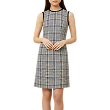 Buy Hobbs Karina Dress, Navy/Multi Online at johnlewis.com