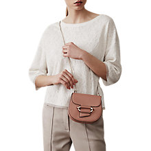 Buy Reiss Primrose Jacquard Sweatshirt Online at johnlewis.com