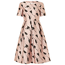 Buy Phase Eight Carlett Floral Dress, Rose Online at johnlewis.com