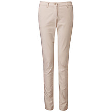 Buy Pure Collection Washed Cotton Chino Online at johnlewis.com
