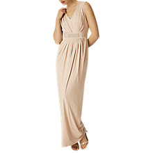 Buy Phase Eight Martha Embellished Maxi Dress Online at johnlewis.com