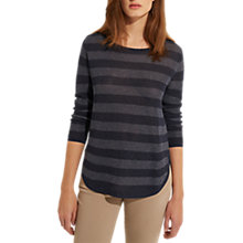Buy Gerard Darel Fever Pullover, Blue Online at johnlewis.com