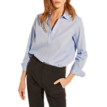Buy Gerard Darel Charly Blouse, Blue Online at johnlewis.com