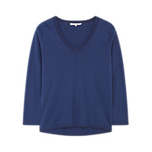 Buy Gerard Darel Figaro Pullover Jumper, Blue Online at johnlewis.com