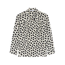Buy Gerard Darel Charlene Blouse, Ecru Online at johnlewis.com
