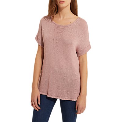 Gerard Darel Ficele Pullover Top, Pink