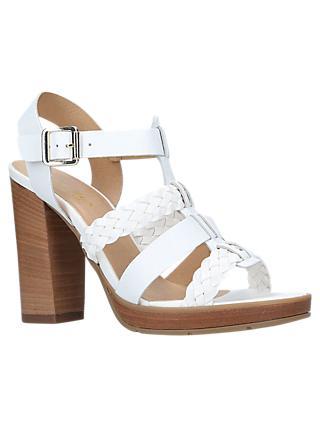 67353049ed5 Carvela Krill Block Heeled Sandals