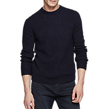 Buy Reiss Aston Ribbed Jumper Online at johnlewis.com