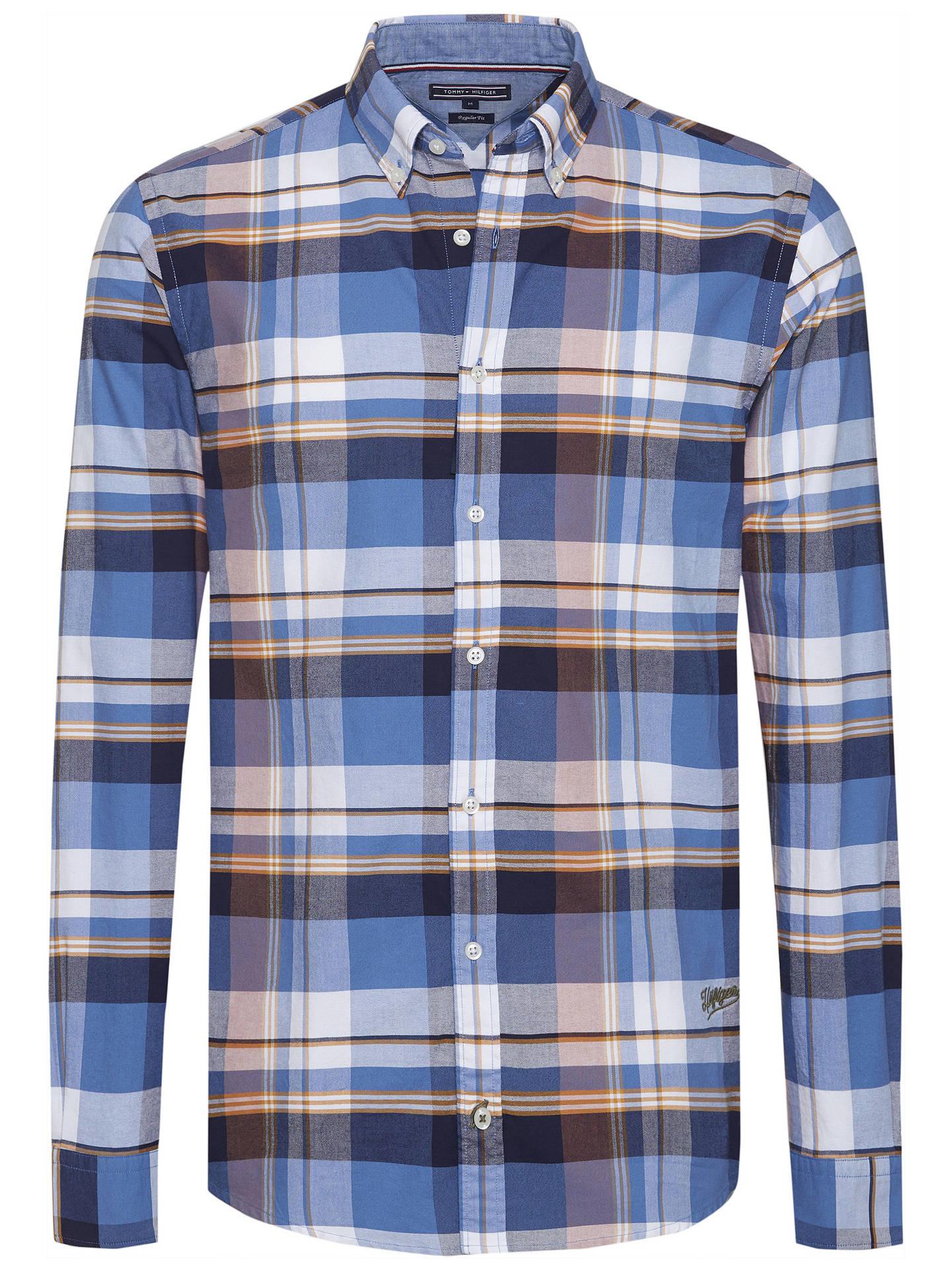 Tommy Hilfiger Delightful Standard Fit Check Shirt, Dutch