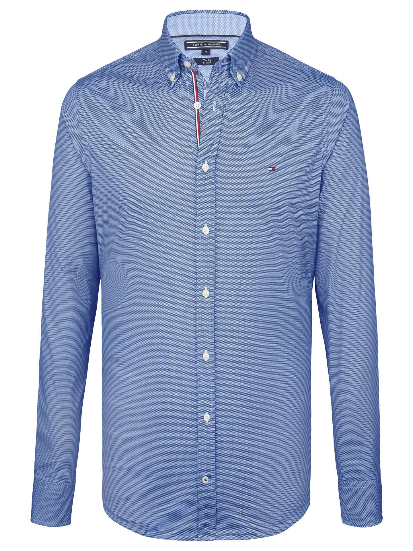 BuyTommy Hilfiger Hexagon Slim Fit Shirt 66ed94c22