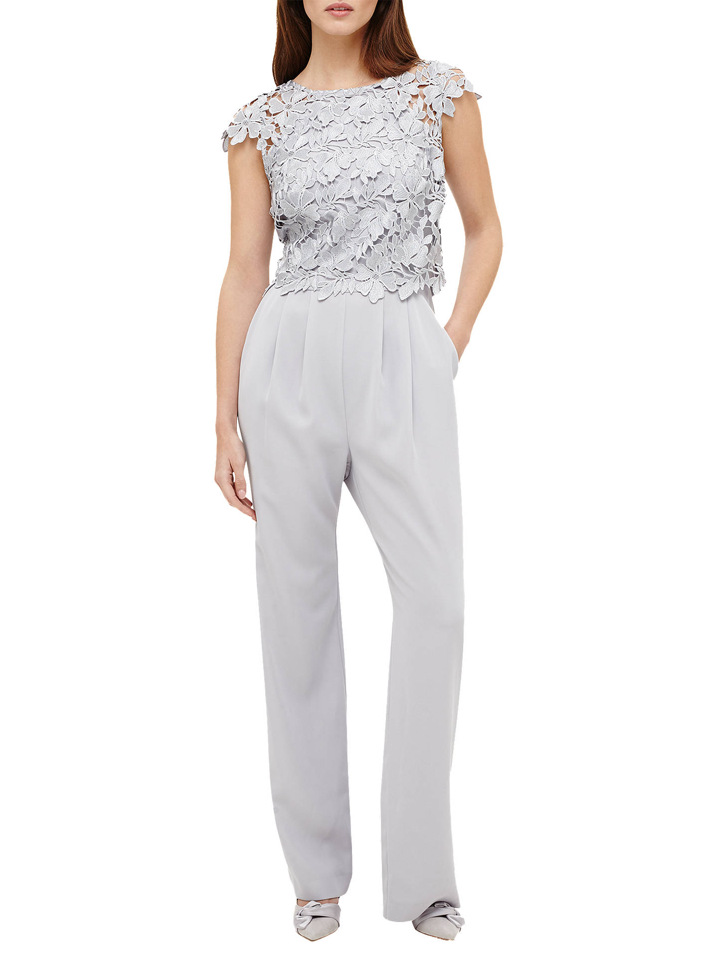 f610d558feb Buy Phase Eight Nieve Lace Bodice Jumpsuit