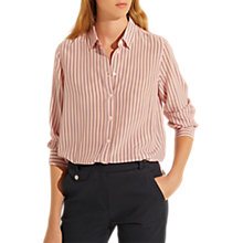 Buy Gerard Darel Camilla Blouse, Pink Online at johnlewis.com