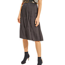 Buy Gerard Darel Agathe Skirt, Blue Online at johnlewis.com
