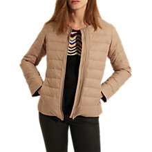 Buy Gerard Darel Basile Coat, Beige Online at johnlewis.com