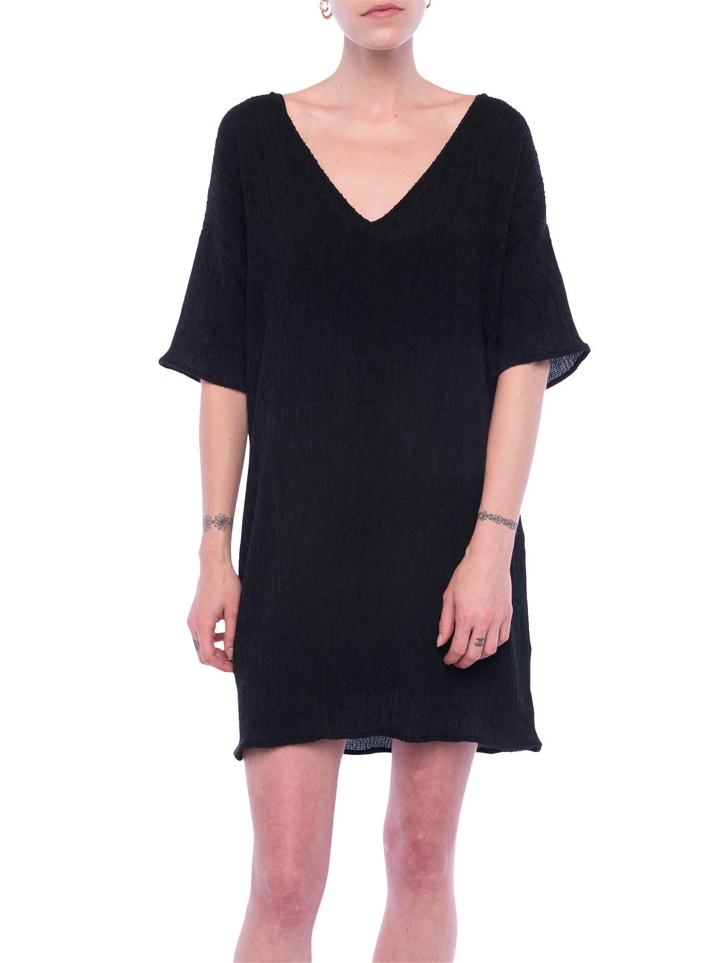 1773df14bb86 French Connection Susui Seersucker V Neck Dress