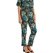 Buy Gerard Darel Monica Trousers, Green Online at johnlewis.com