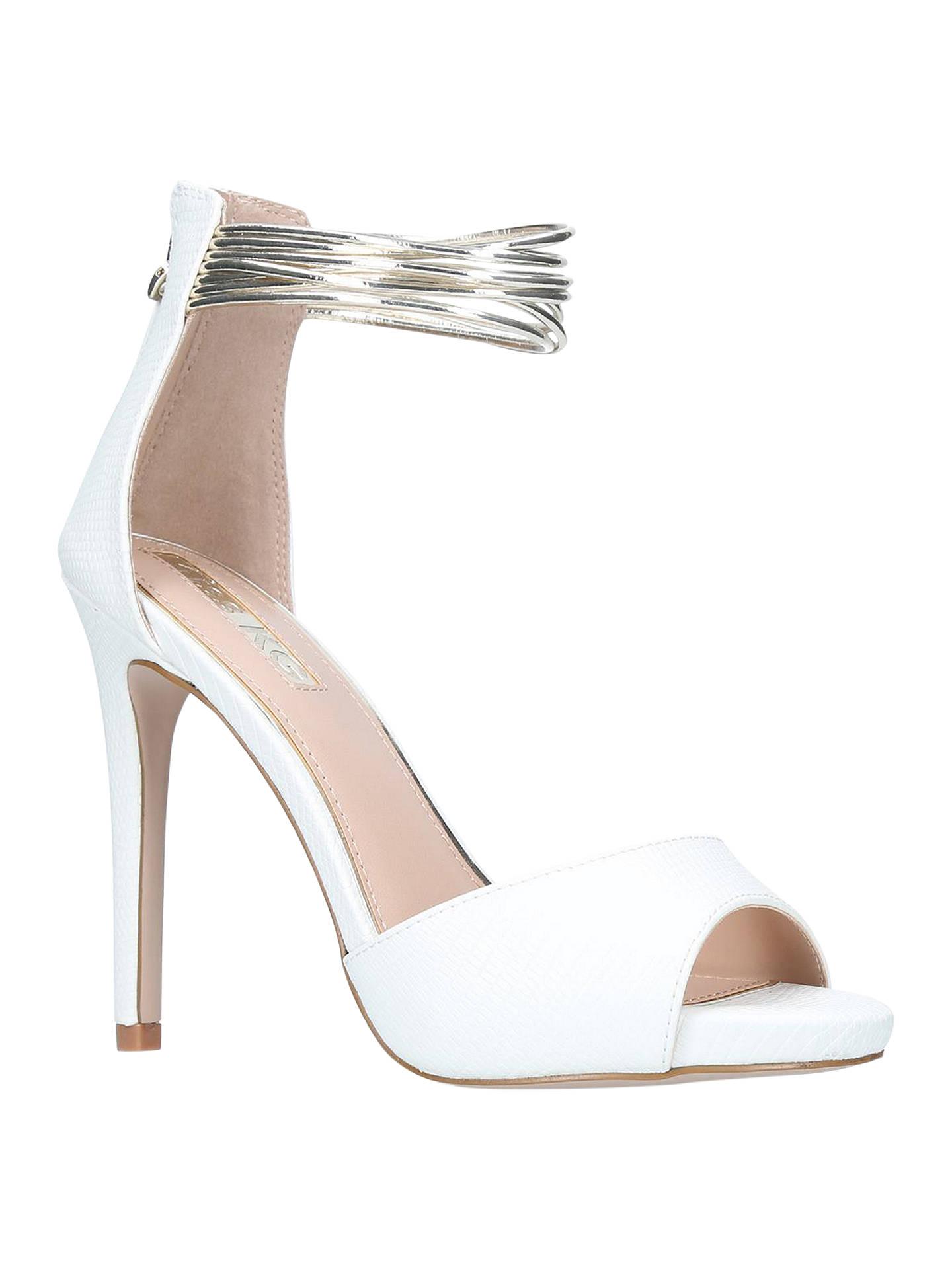 Buy Miss KG White Elle Sandals from the Next UK online shop