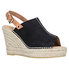 Buy Carvela Kloud Wedge Heel Sandals Online at johnlewis.com