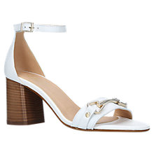 Buy Carvela Kast Block Heel Sandals Online at johnlewis.com