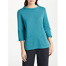 Buy Seasalt Bareroot Sweatshirt, Lake Online at johnlewis.com