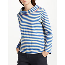 Buy Seasalt Four Winds Top, Blue/Multi Online at johnlewis.com