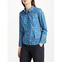 Buy Seasalt Larissa Shirt, Sophie's Paint Brushes Sailor Online at johnlewis.com