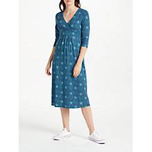 Buy Seasalt Lake Dress, Blue Online at johnlewis.com