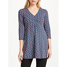 Buy Seasalt Lemon Tunic Dress, Pollen Spot Night Online at johnlewis.com