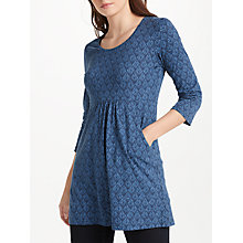 Buy Seasalt St Erth Tunic Dress, Blue Online at johnlewis.com