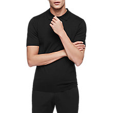Buy Reiss Manor Knit Polo Shirt Online at johnlewis.com