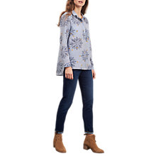 Buy White Stuff Beth Shirt, Blue Online at johnlewis.com