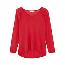 Buy Gerard Darel Flamant Jumper, Orange Online at johnlewis.com