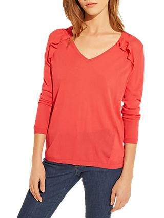 Gerard Darel Flamant Jumper, Orange