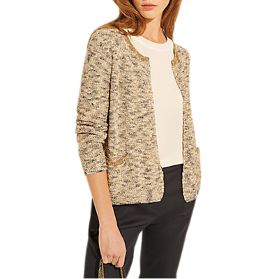 Gerard Darel Fiction Cardigan, White