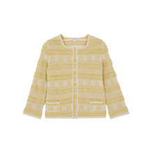 Buy Gerard Darel Focus Jacket, Yellow Online at johnlewis.com
