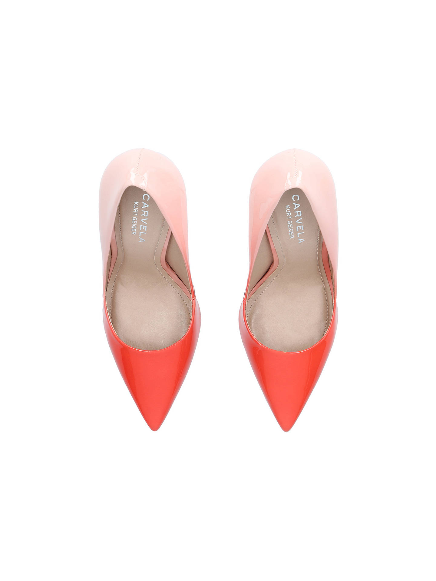 d009d95f010 Carvela Alice Stiletto Heeled Court Shoes at John Lewis & Partners