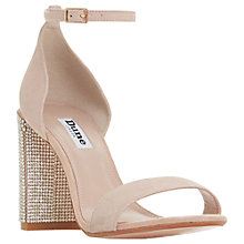 Buy Dune Mezmerise Block Heel Sandals Online at johnlewis.com