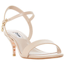 Buy Dune Monnroe Two Part Kitten Heel Sandals Online at johnlewis.com
