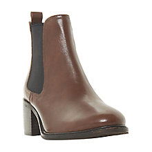 Buy Dune Paramoor Block Heel Ankle Boots Online at johnlewis.com