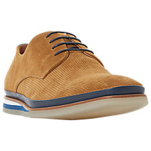 Buy Bertie Booster Gibson Shoes, Tan Online at johnlewis.com