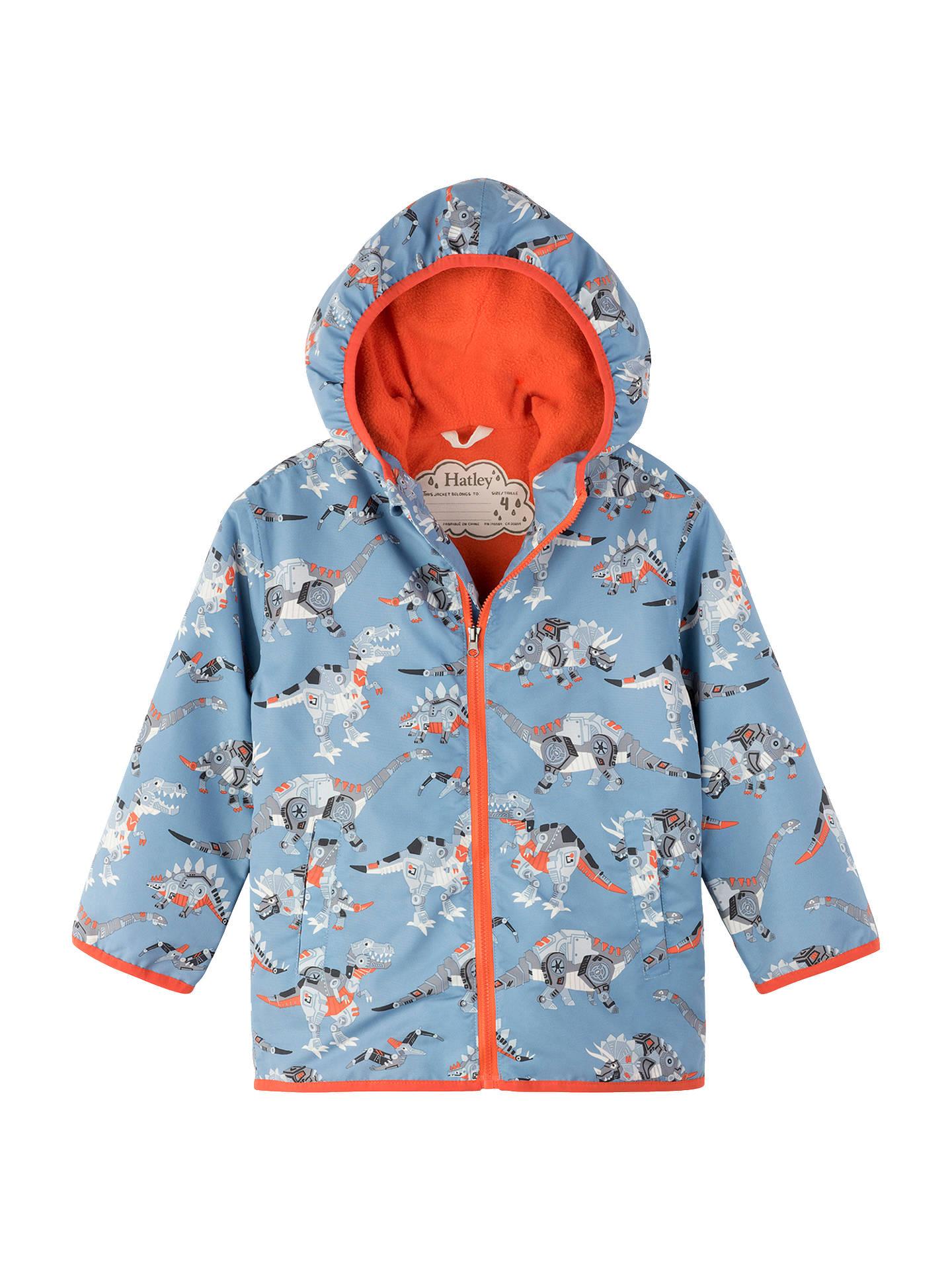 459fe0d09743 Hatley Boys  Robotic Dinosaur Print Rain Jacket