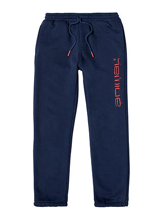 Buy Animal Boys' Cortez Joggers, Navy, 7-8 years Online at johnlewis.com