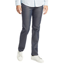 Buy BOSS Maine Regular Fit Jeans, Dark Blue Online at johnlewis.com