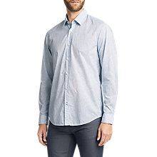 Buy BOSS Lukas Printed Long Sleeve Shirt Online at johnlewis.com