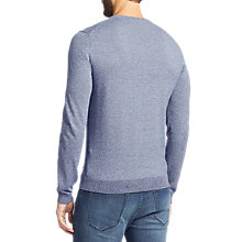 Buy BOSS Fabello Crew Neck Long Sleeve Jumper Online at johnlewis.com