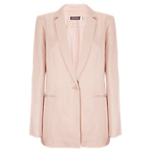 Buy Mint Velvet Boyfriend Blazer, Blossom Online at johnlewis.com
