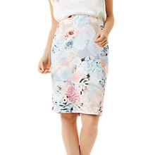 Buy Mint Velvet Carnation Skirt, Multi Online at johnlewis.com
